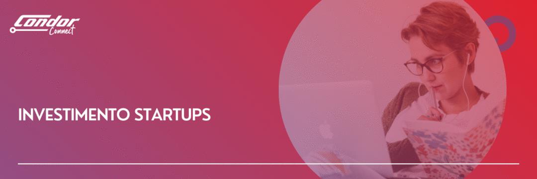 Investimento Startups