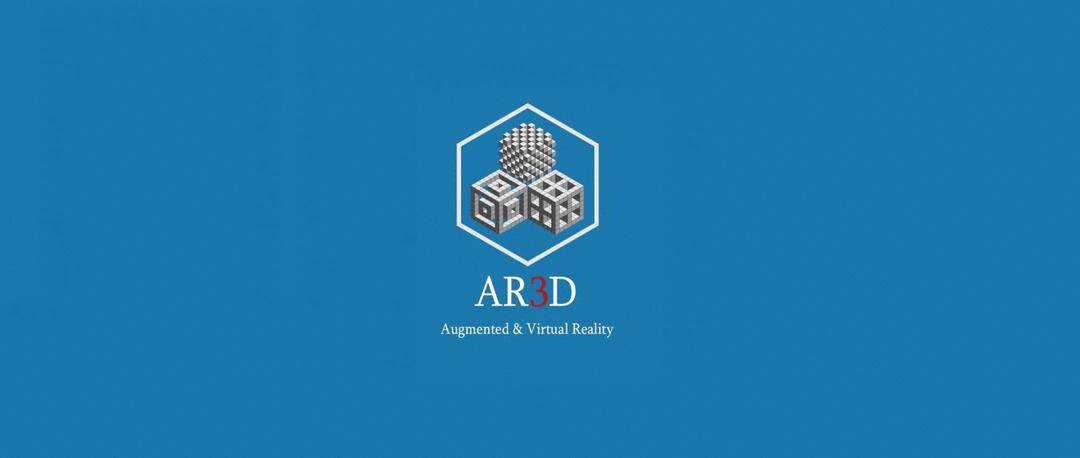 AR3D - REALIDADE AUMENTADA