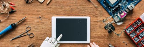 Tecnologia na criação de ferramentas digitais