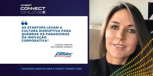 CONDOR CONNECT LEVA AS TENDÊNCIAS DO FUTURO DO VAREJO NO EVENTO VIASOFT CONNECT