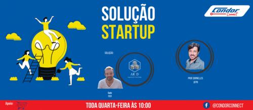 Solução Startup - AR3D