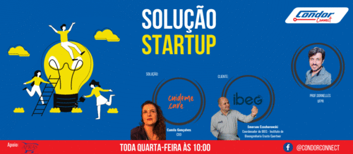 Solução Startup - Cuideme.care