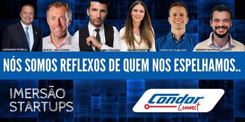 Aceleradora Condor Connect cria evento com especialistas de mercado para acelerar inovação para o varejo.